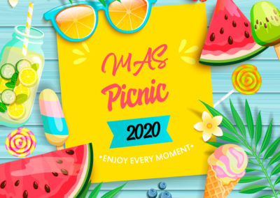 July 2020 | MAS Picnic | Location/Date TBD